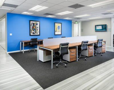 Daily Shared Desk Facility